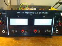 Mój pierwszy DIY, Zasilacz 2 x (0-30V,0.01-4A)