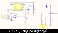 Zasilanie buforowe - Atmega64 + czujniki