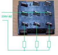 Włącznik/Wyłacznik z podświetleniem.. Prośba o pomoc