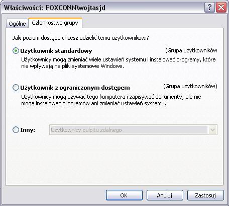 Folder Windows i jego blokada