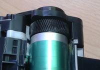 HP LaserJet 4050 - Uszkodzona z�batka toneru i b��d rozmiaru papieru