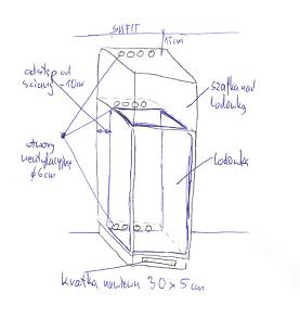 lod�wka Whirlpool ART 453/A+/2 - zbyt du�e dobowe zu�ycie energii
