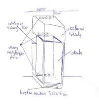 lodówka Whirlpool ART 453/A+/2 - zbyt duże dobowe zużycie energii