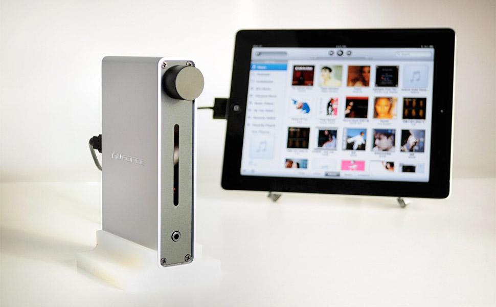 NuForce Icon iDo - DAC i wzmacniacz s�uchawkowy dla iPod/iPhone/iPad