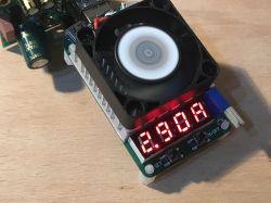 Test, teardown i małe modyfikacje modułu ładowarki/gniazda USB do puszki z Chin