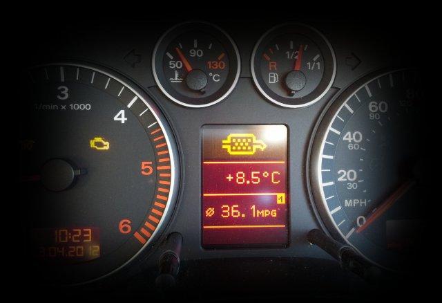 Audi A4 Bt 1.9TDI - Uszczelka pod g�owic�, DPF - ratunku!