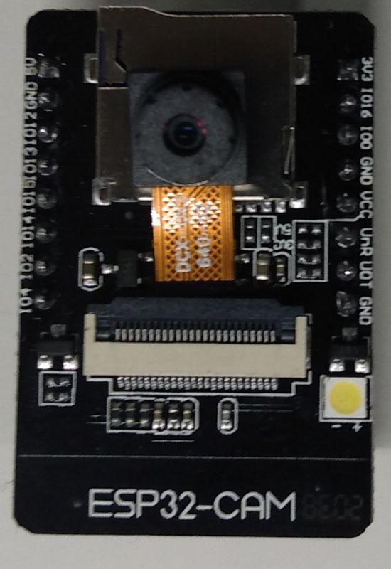 ESP32-CAM, moduł z kamerą 2Mpix dla IoT część 1