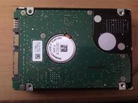 Poszukuję dysku Samsung HM100UI 1TB 5400rpm/8MB do odzysku danych