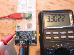 Własny zasilacz 3.3V/5V do płytki stykowej z ograniczeniem prądowym