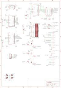 Komputer Rowerowy ze sterowaniem oświetleniem