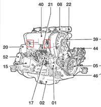LIEBHERR 902 silnik Deutz - ogrzewanie bardzo s�abe - pomys� na ogrzanie kabiny?