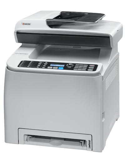 Kyocera FS-1020 MFP - Instalacja drukarki sieciowej a serwer proxy