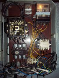 Piec elektryczny 30kW - przeróbka