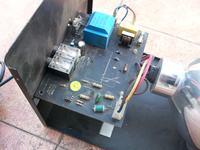 Stroboskop botex SP-106MR kondensatory