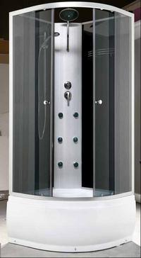 Kilka pytań o kabine prysznicową z hydromasażem.