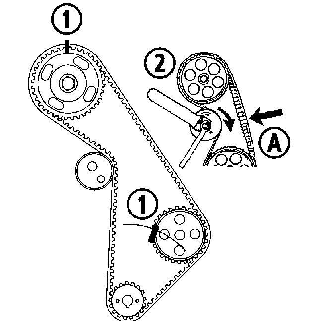 Jak wymieni�  pasek rozrz�du w Jetce 1.6 MkII?