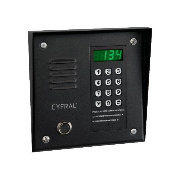 PC-1000 - pod��czenie Cyfral SLIM do PC-1000 - nie s�ycha� nic na dole