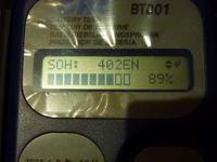Ładowanie Akumulatorów z UPSA typ AGM VRLA oraz rozładowywanie (ilosc h)