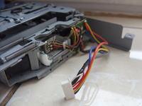 Daewoo AKF-8025 - Wyprowadzenie Aux In