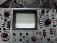 Oscyloskop DT 6650 - obraz po wciśnięciu FIND BEAM