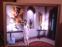Podłączenie PS3 do monitora przy użyciu adaptera konwertera