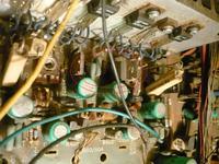TOSCA 303 - Tranzystory sterujące końcówką mocy