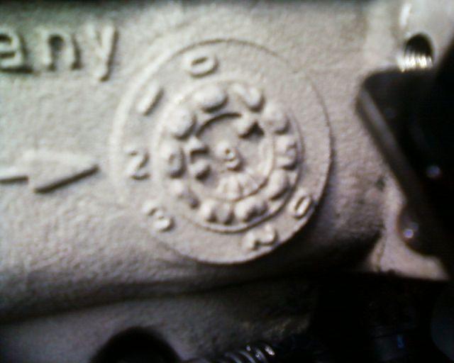 1,9tdi 2002 - Jaka jest data produkcji tej g�owicy?