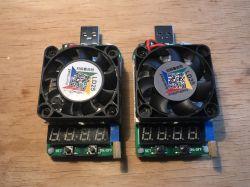 Sztuczne obciążenie LD35 - czyżby mocniejsza wersja LD25? Porównanie płytek
