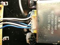 TEAC TD-X300i, przerobka subwoofer'a