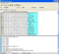Bascom/2.0.7.1 - identyfikacja procesora -> chip id: 000102