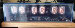 [Sprzedam]Zegar NIXIE 6x IN-12 zmontowany