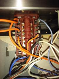 Piekarnik Electrolux EOB53003x - nie działa