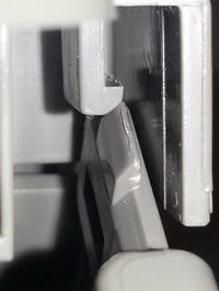 samsung RB29FSRNDSA - przelozenie drzwi i brak nagwintowania otworow