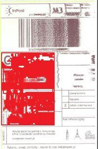 Zebra GK420d - Rozmazane wydruki z drukarki termicznej Zebra GK420d