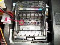 Epson Stylus Photo P50 - Rozmazany tekst, zdj�cia, system CISS