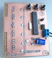 Ekstrawagancki dodatek LED do kasetonu (113 diod, AVR)