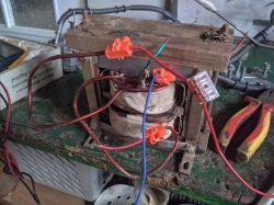 Transformator prostowniczy a wymiana w migomacie