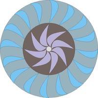 Turbina wiatrowa pionowa - patent