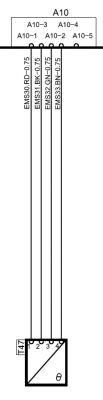 scania r500 - czujnik doładowania
