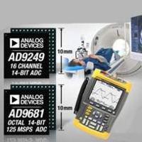 AD9681 i AD9249 - nowe przetworniki ADC od firmy Analog Devices
