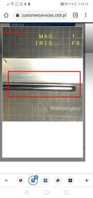 Samsung A 71 nie reaguje na włączenie oddany do serwisu