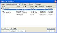 Utrata partycji D, zmiana NTFS na system plików RAW