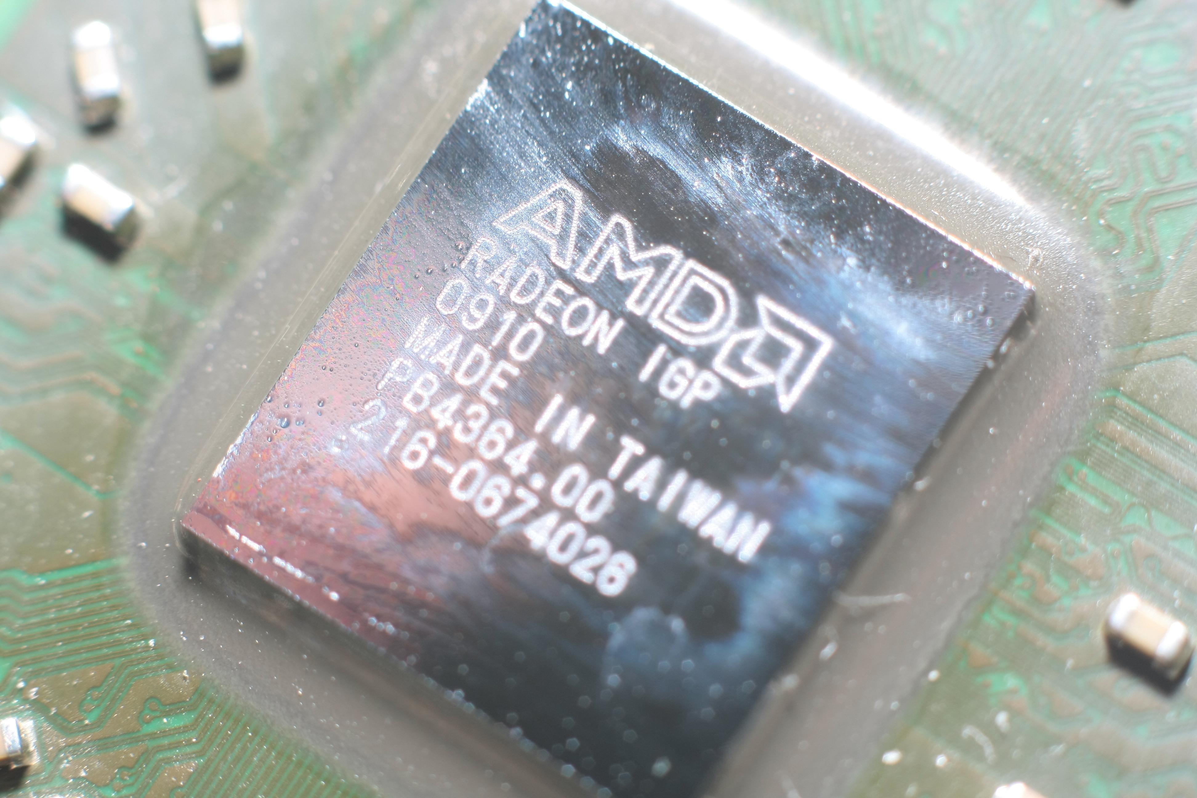 ASUS K50AB - Czy karta graficzna jest spalona czy tylko si� przegrzewa ?