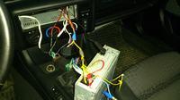 BMW E36 316i COMPACT - Gdzie jest antena?