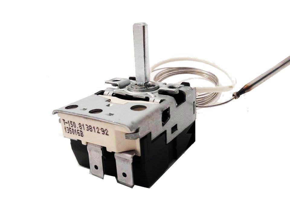 Electrolux CF 171B  Wymiana termostatu  elektroda pl