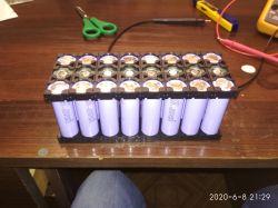 Autko elektryczne dla dziecka - układ zasilania zmiana z 12V na 16,8V Li-On 4s