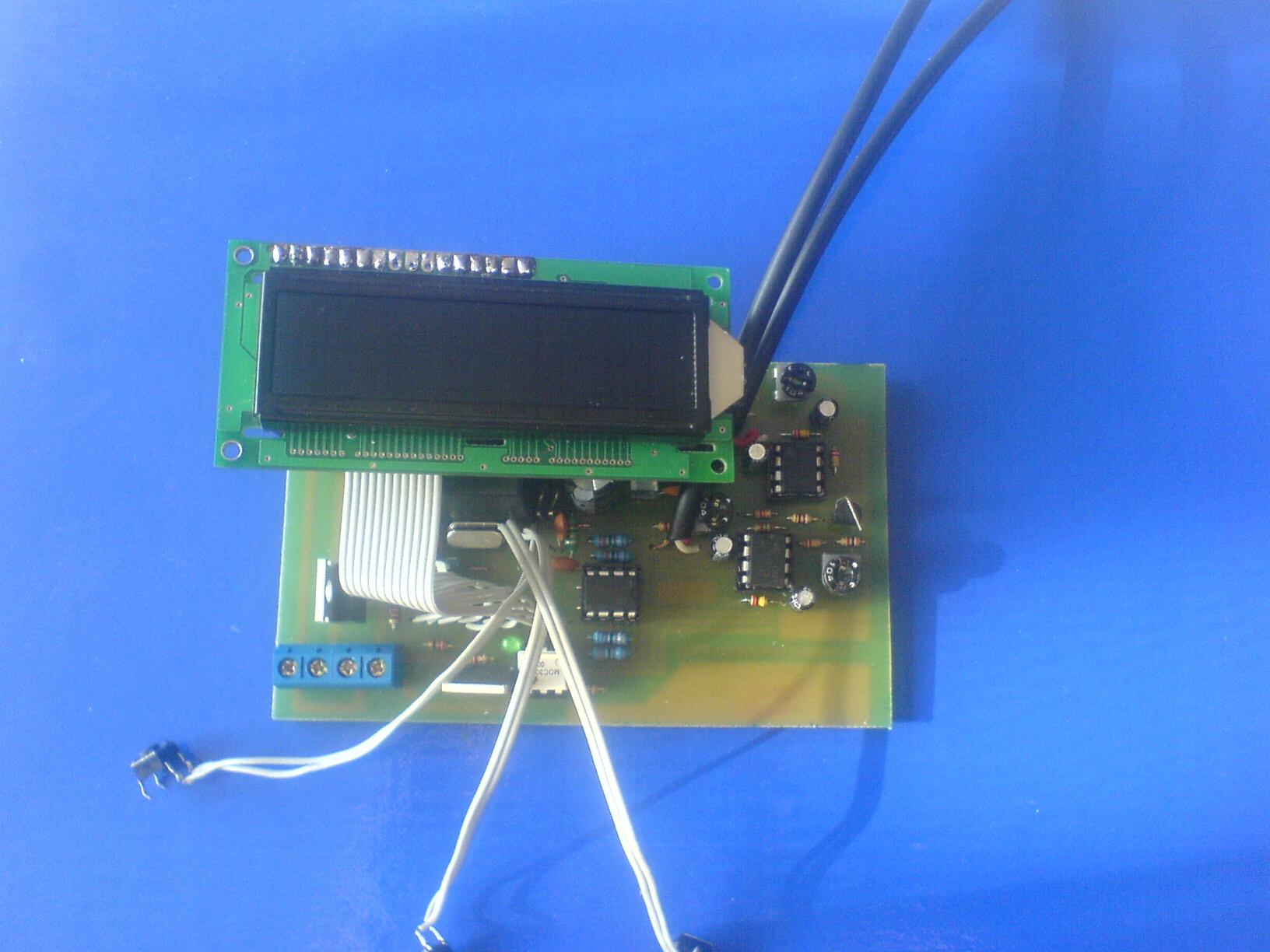 [Sprzedam] Sterownik do laminarki 18-200*C LCD