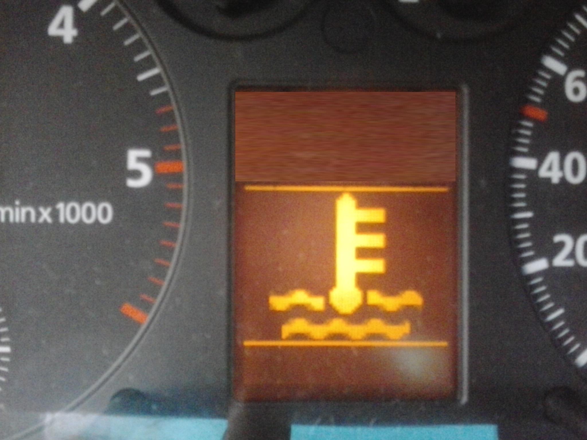 Audi A4 1Z - Temperatura 110stopni