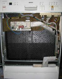 sgs4902/06 - Wylewa wodę przez drzwi, czyszczona, nowe gumy, odpowietrzenie