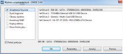 Usunięcie obrazu dysku stworzonego przez TestDisk
